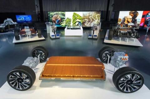 General Motors Riset Teknologi Baterai Ultium Mobil Listrik