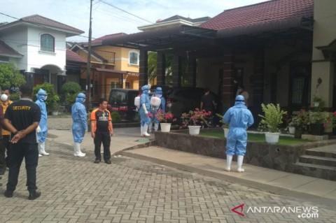 Keluarga Pasien Positif Korona di Pekanbaru Diisolasi