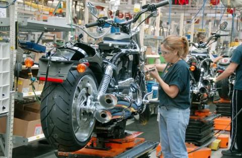 Karyawan Positif Korona, Harley-Davidson Tutup Pabrik