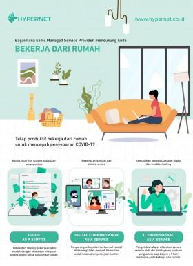 Tips Tetap Produktif Bekerja dari Rumah