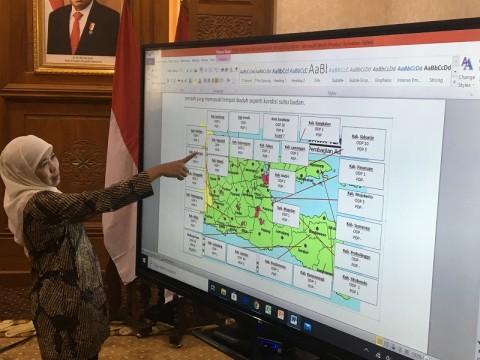 Surabaya dan Malang Zona Merah Korona