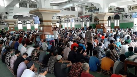 Masjid Al Azhar Jakarta Tetap Gelar Salat Jumat