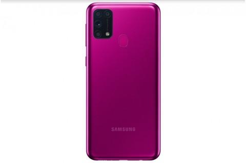 Samsung Galaxy M31 Sapa Konsumen dengan Quad Kamera