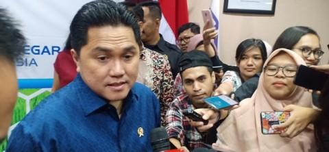 Erick Thohir Realokasi Dana CSR BUMN untuk Tangani Korona