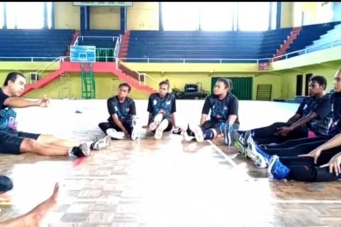 Voli Putri Indoor Papua Terus Mantapkan Persiapan Jelang PON
