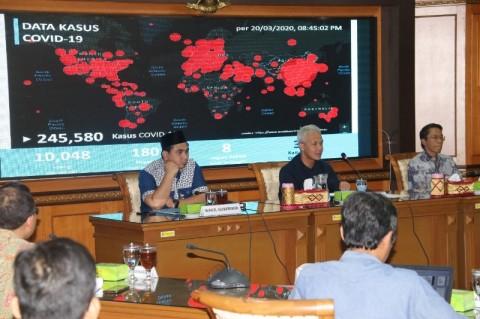 Ganjar Pranowo Lobi Pemerintah Pusat Gelar Tawur Agung di Prambanan