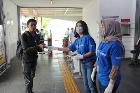 Jamkrindo Dukung Mitigasi Penyebaran Virus Korona