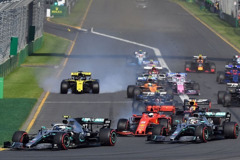 F1 Pertimbangkan Sejumlah Opsi Selamatkan Musim 2020