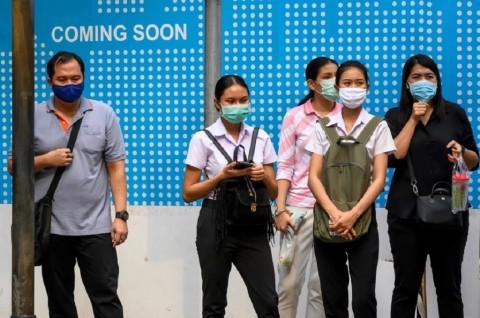 Thailand Konfirmasi 89 Kasus Korona dalam Satu Hari