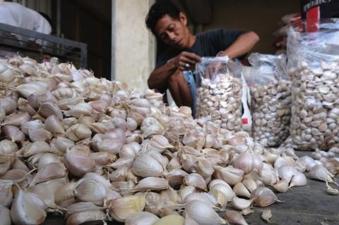 Kementan: Impor Bawang untuk Menstabilkan Harga