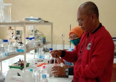 KLHK Kembangkan Disinfektan dari Cuka Kayu dan Bambu
