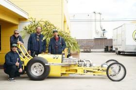 Builder Indonesia Sambangi Markas Mooneyes dan Chopper Dave