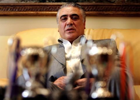 Mantan Presiden Real Madrid Meninggal Akibat Korona