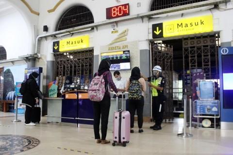KAI Cirebon Batalkan 8 Perjalanan Kereta