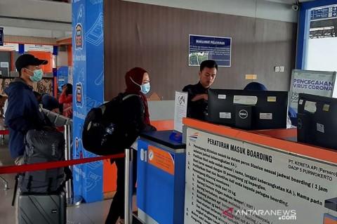 KAI Purwokerto: Hampir 1.000 Calon Penumpang Batalkan Tiket