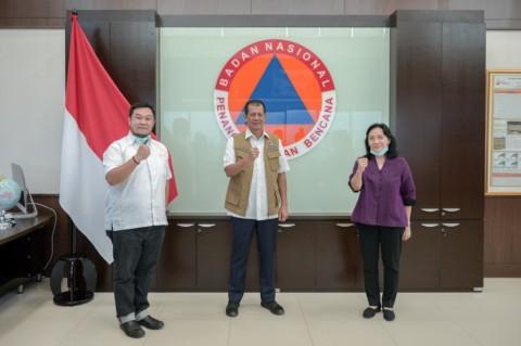 Kemenperin Fasilitasi Bantuan 10 Ribu Kacamata Pelindung untuk BNPB