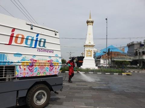 Fasum se-Yogyakarta Disterilisasi