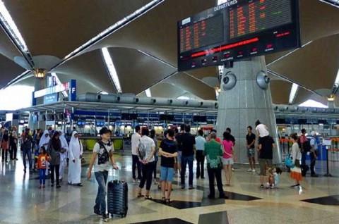 WNI yang Dipulangkan dari Iran Tiba di Malaysia