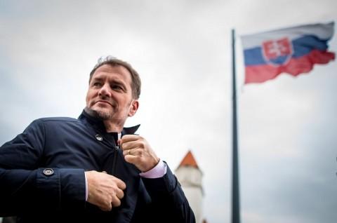 PM Baru Slovakia Dilantik di Tengah Pandemi Korona