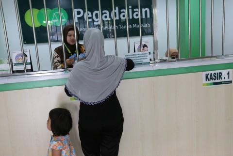 Pegadaian Tutup Sementara 394 <i>Outlet</i> di Jakarta