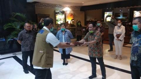 Kemenkes Apresiasi Peminjaman Hotel Tim Kemanusiaan Surya Paloh