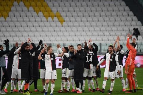 Juventus Tes Korona Seluruh Pemainnya, Tiga Positif