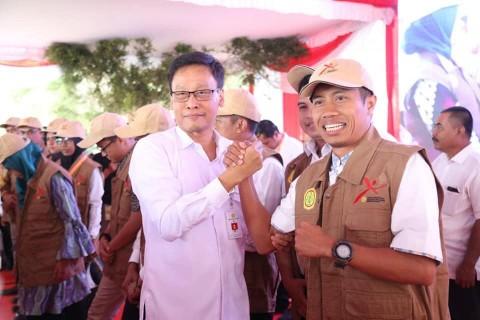 Duta Petani Milenial Kementerian Pertanian Sigap Hadapi Korona