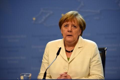 Antisipasi Tertular Korona, Kanselir Jerman Mengisolasi Diri