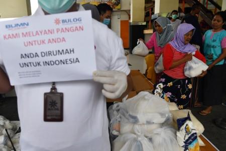 Pemprov DKI Tunda Operasi Pasar Murah