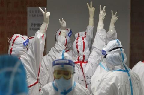 Tiongkok Catat 39 Kasus 'Impor' Covid-19, Nol Infeksi Domestik