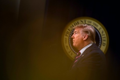 Trump Umumkan Status Darurat Korona untuk Washington