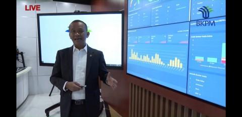 BKPM Punya Pusat Pantau Realisasi Investasi