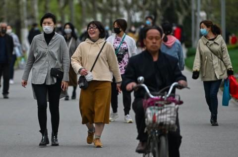Sebaran Virus Mereda, Level Tanggap Darurat di Shanghai Diturunkan