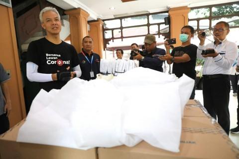 RS Moewardi Bikin Sendiri APD Petugas Medis