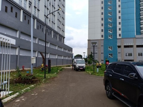 Jokowi Reviews Kemayoran Athlete Village's Readiness to Become Covid-19 Hospital