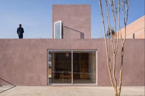 Desain Unik Rumah Murah di Meksiko