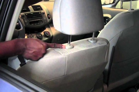 Jenis dan Cara Setel Sandaran Kepala Mobil