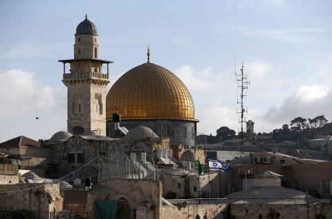 Korona Kian Mewabah, Masjid Al-Aqsa Ditutup Total