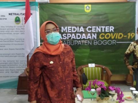Bupati Bogor Tolak Tes Massal virus Korona di Stadion Pakansari