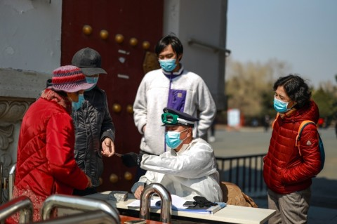 Tiongkok Kirim Tim Ahli Medis Covid-19 ke Kamboja