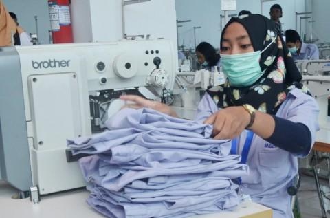 Proyeksi Ekspor Tekstil Bisa Terkoreksi 5% per Bulan