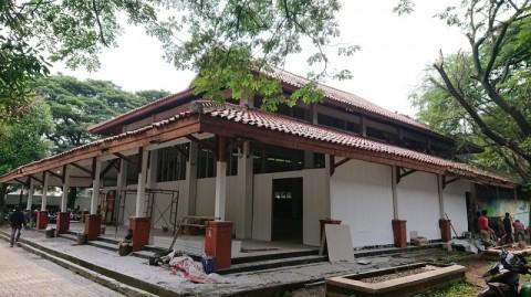 Eks Gedung Kesenian Kota Tangerang Disulap Jadi Ruang Isolasi