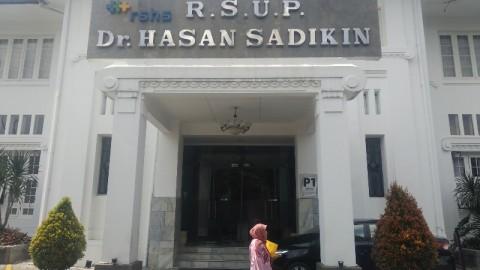PDP di RSHS Bandung Bertambah 10 Orang