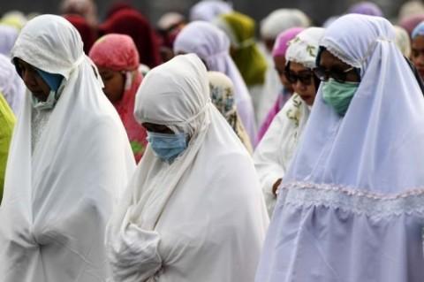 Hukum Salat Menggunakan Masker Saat Pandemi Covid-19