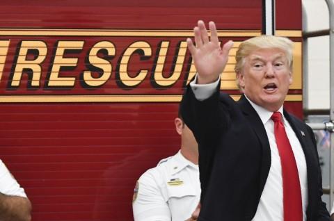 Pandemi Korona, Trump Minta Etnis Asia di AS Dilindungi