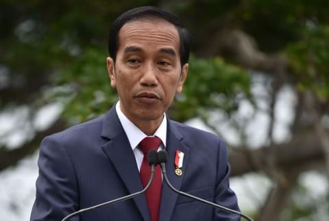 Jokowi Tegaskan Mitigasi Korona Harus Memperhatikan Tiga Dampak