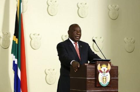 Afsel Umumkan <i>Lockdown</i> Terbesar di Benua Afrika