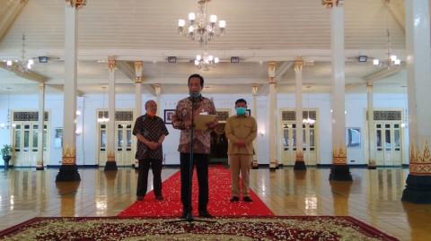 ASN Yogyakarta Bergantian Bekerja dari Rumah
