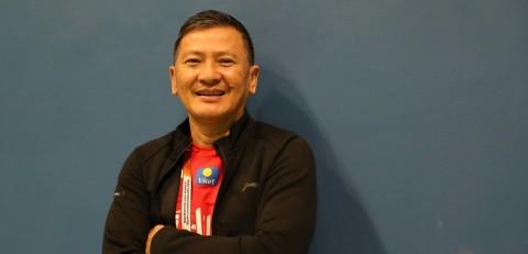 Pelatih Tunggal Putra Indonesia PDP Covid-19
