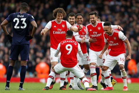 Korona tak Kunjung Membaik, Arsenal Batalkan Latihan